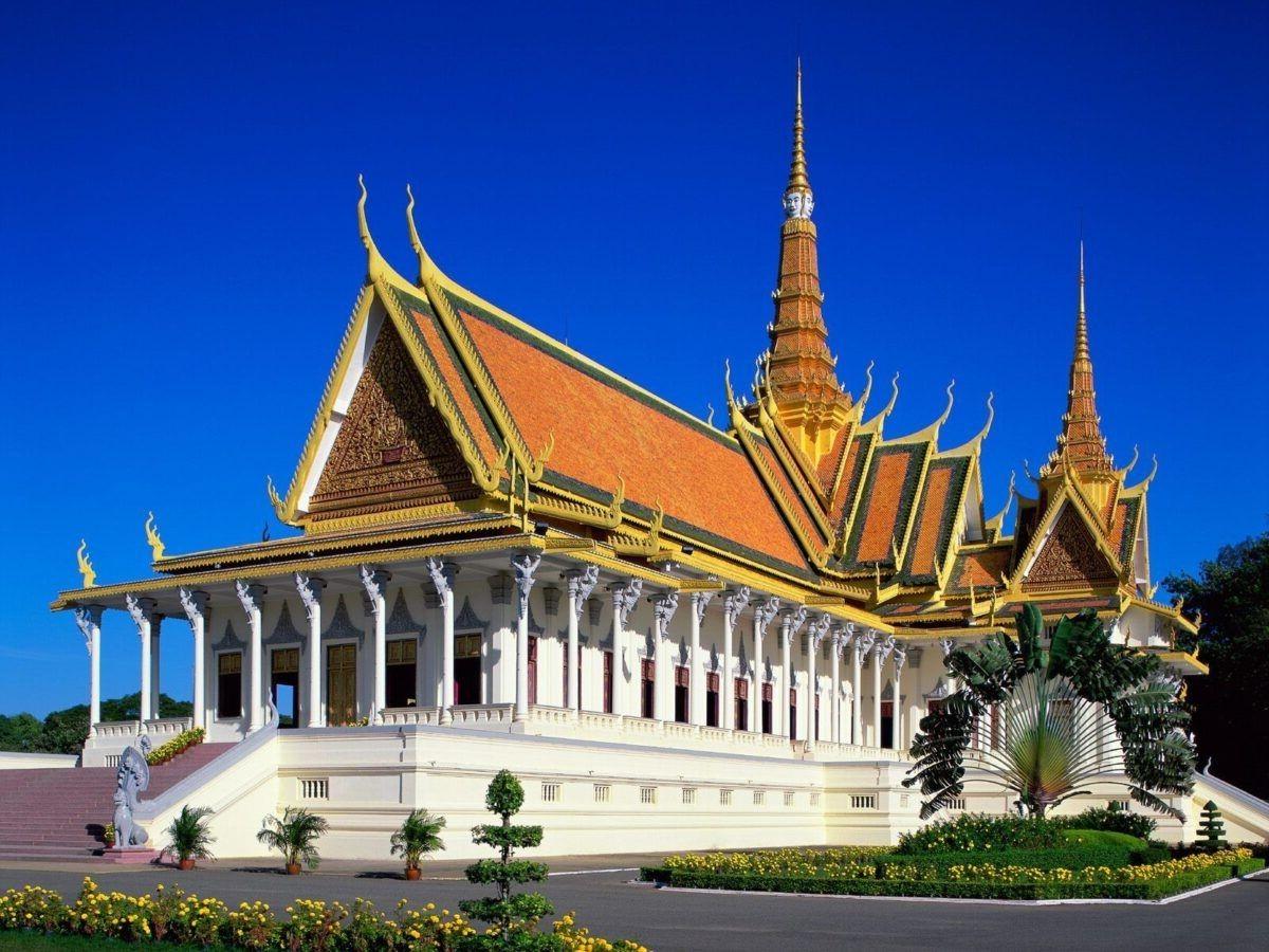 Palacio Real de Camboya