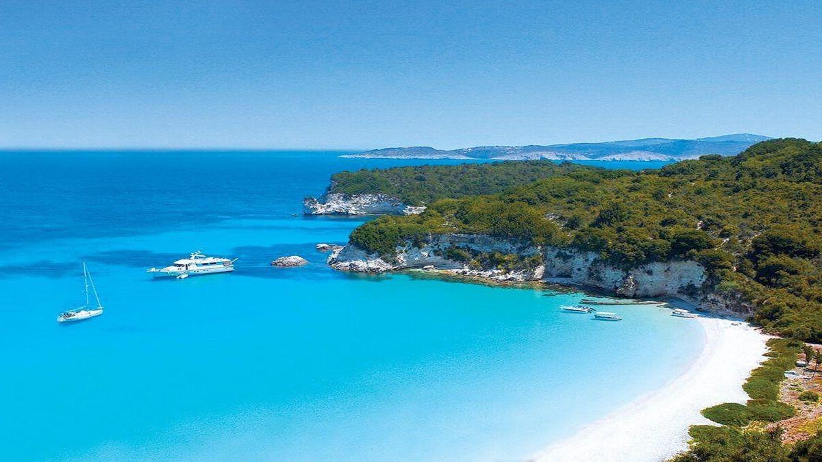 Paxi Grecia