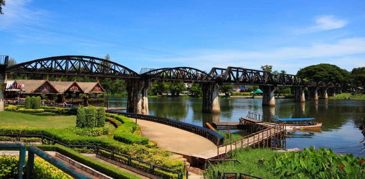 Puente del Río Kwai