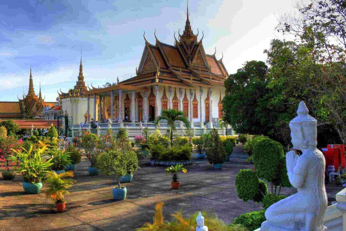 Sede budista de la nación
