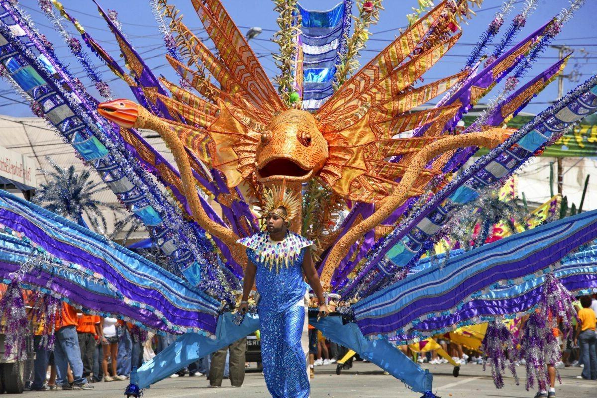Trinidad y Tobago Carnaval