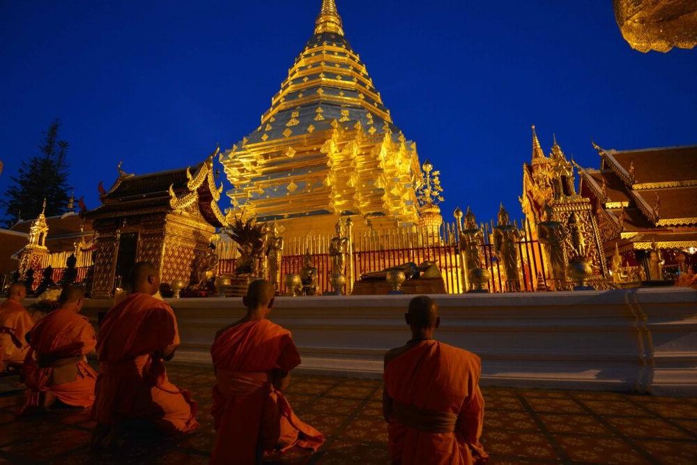 10 destinos más increíbles en el norte de Tailandia