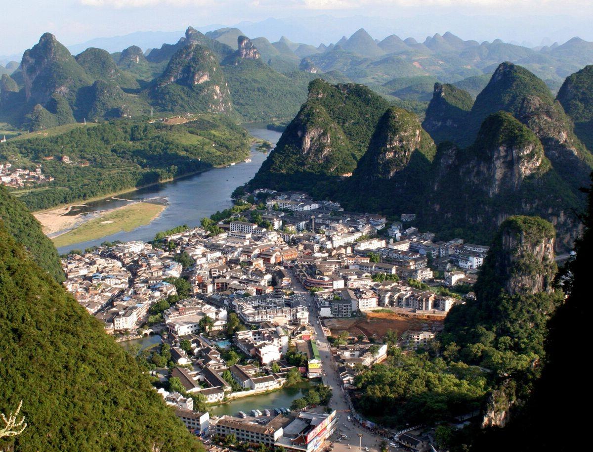 Los 14 pueblos más hermosos de China