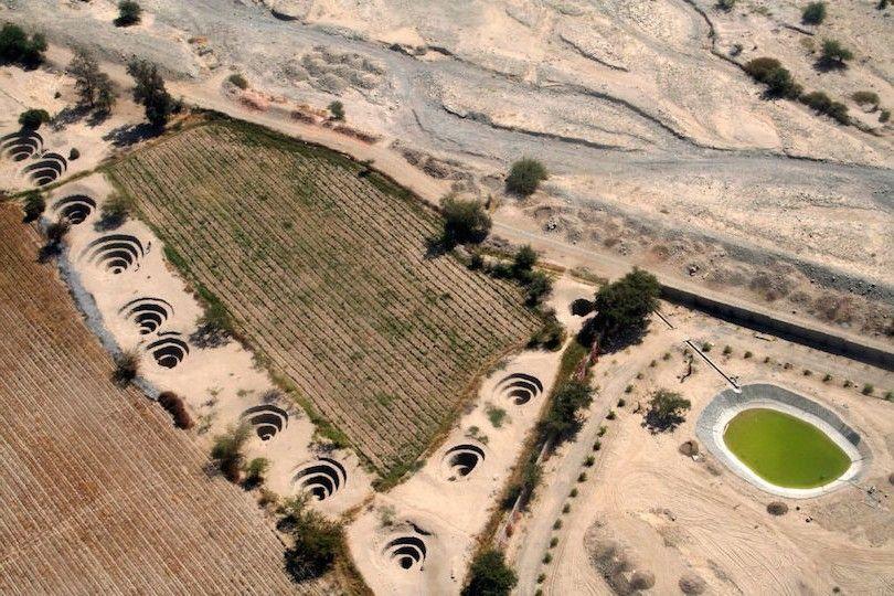 Acueductos Nazca