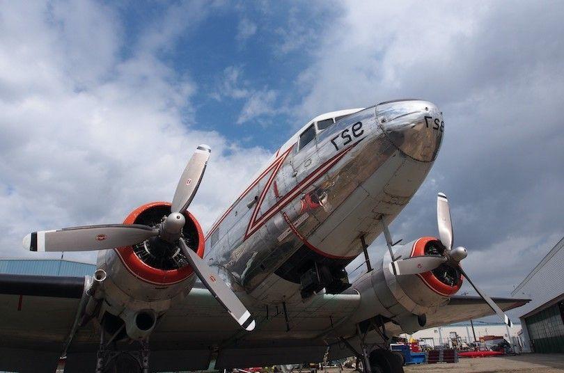 Alberta Museo De La Aviación