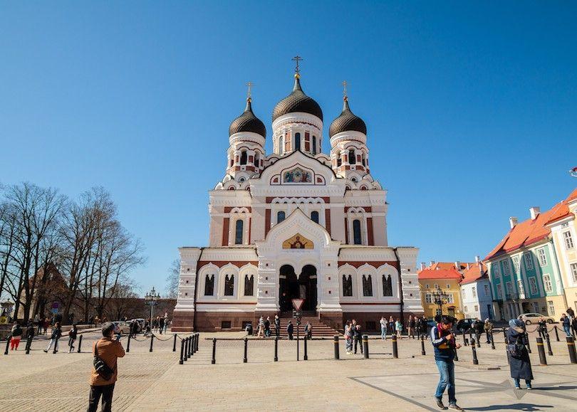 Aleksander Nevsky Catedral