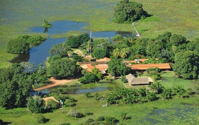 Araras Pantanal Ecolodge Pocone