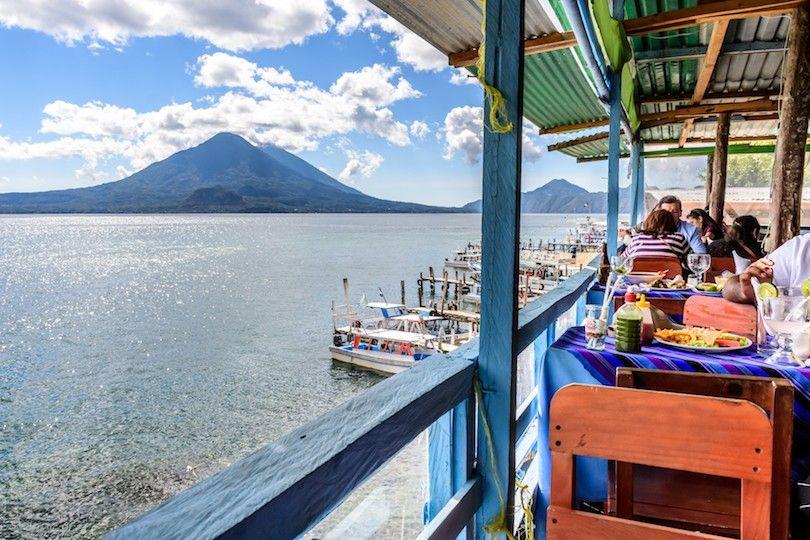 Atitlan Volcan
