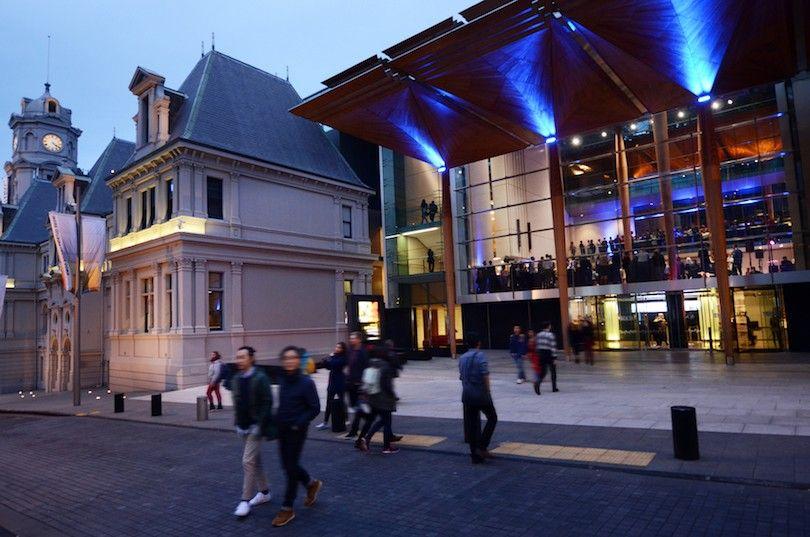 Auckland Galería De Arte