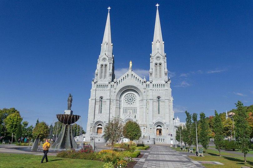 Basílica De Sainte Anne De Beaupre