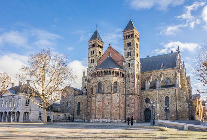 Basílica De St. Servatius