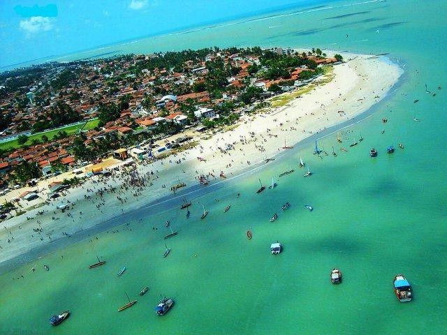 beach of cabedelo