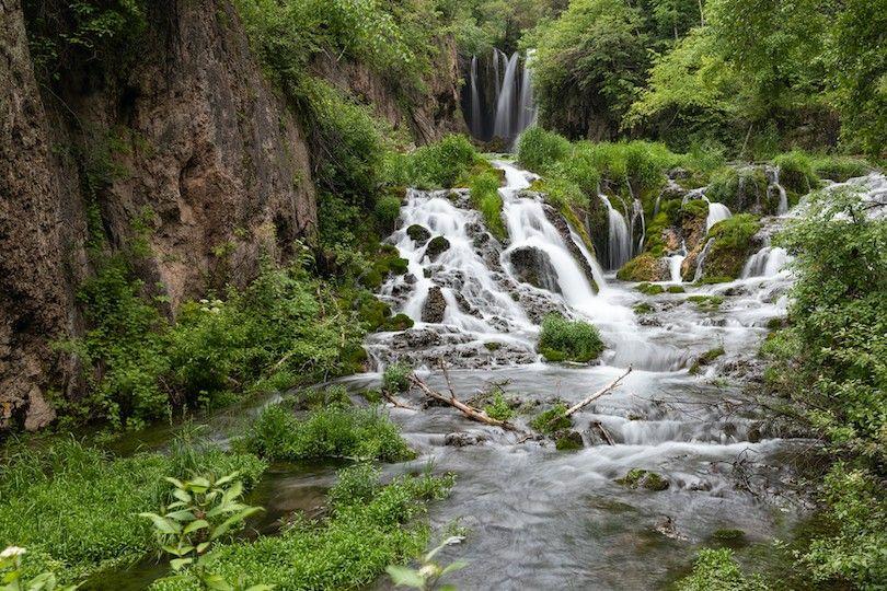 Black Hills Sd Forestal Nacional