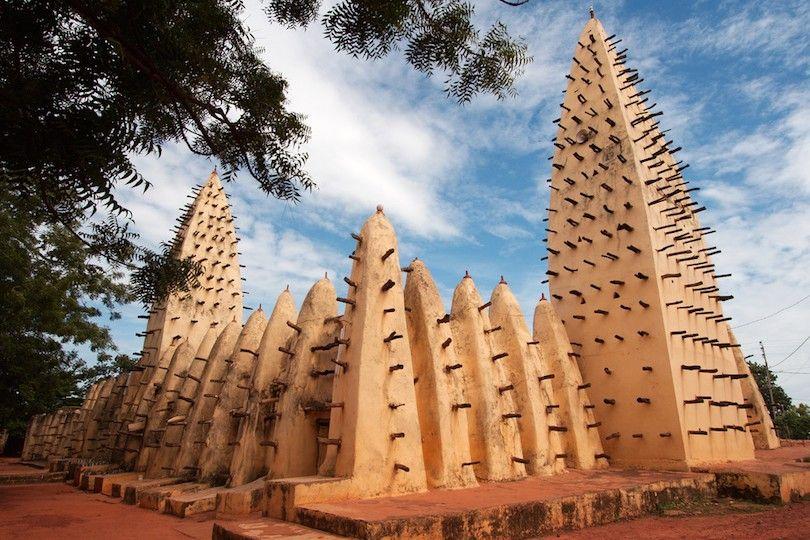 Bobo Dioulasso Gran Mezquita