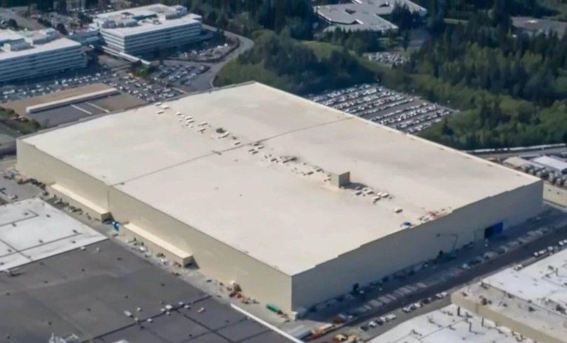 Boeing Centro De Ala Compuesta