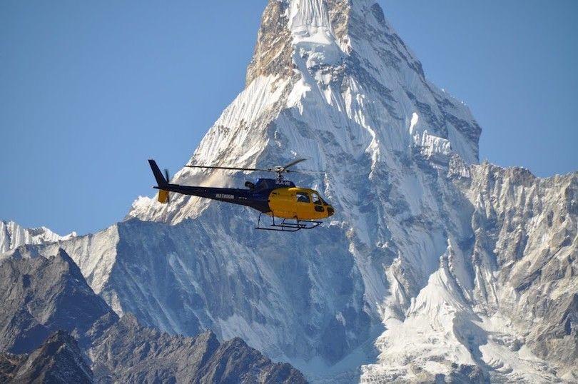 Campo Bajo De Everest