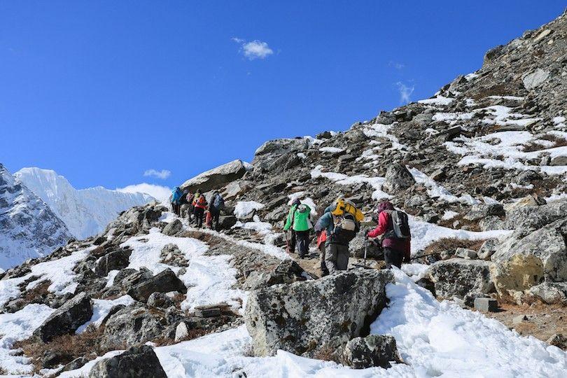 Campo Base Del Everest Senderismo