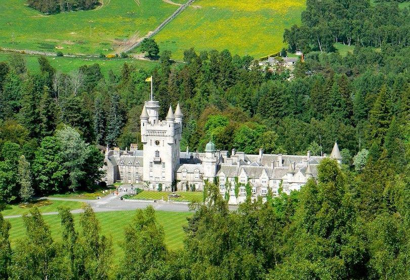 Castillo De Balmoral