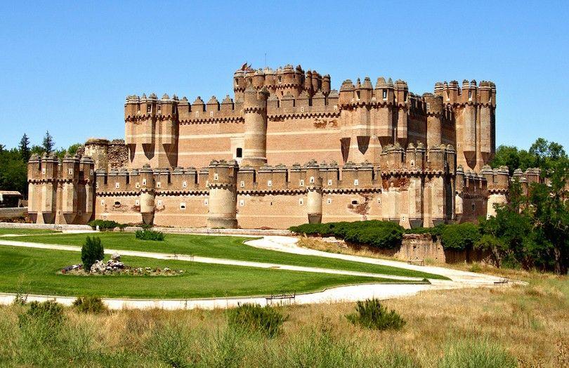 Castillo De La Coca