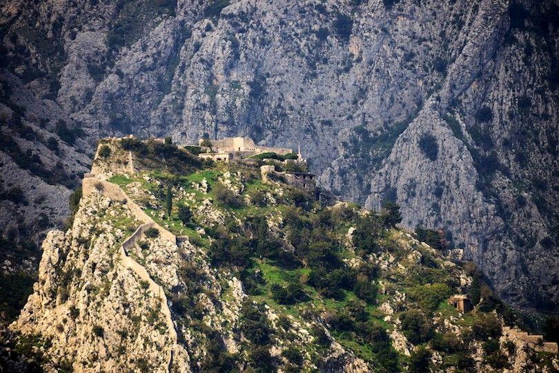 Castillo De San Giovanni