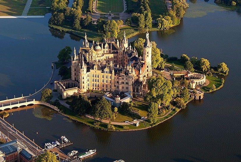 Castillo De Schwerin