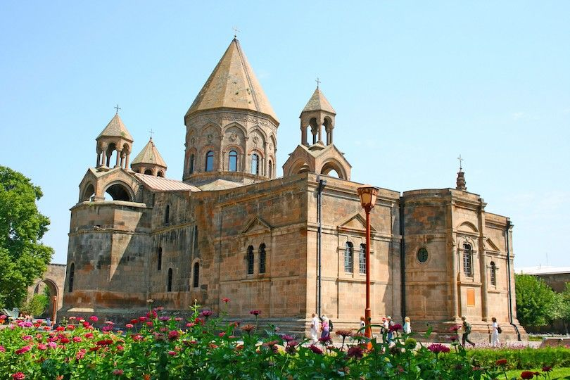 Catedral Etchmiadzin