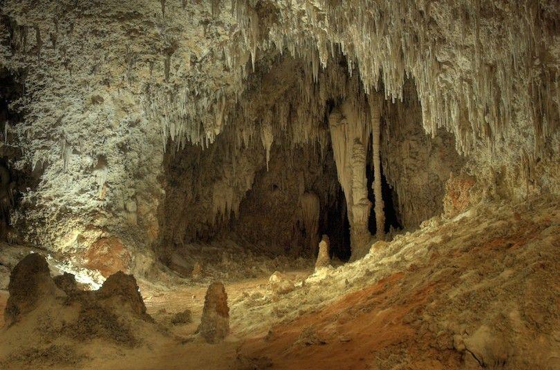 Cavernas De Carlsbad