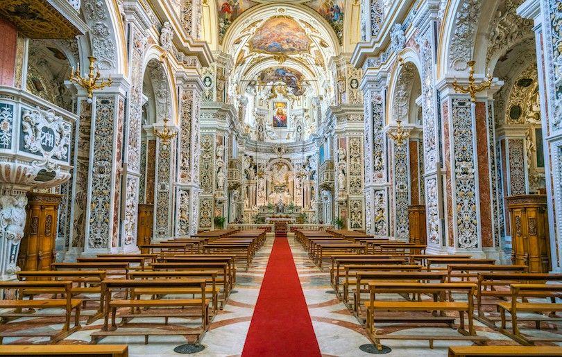 Chiesa Del Gesu Palermo