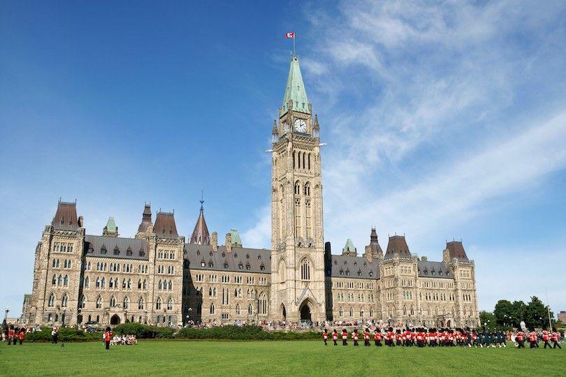 Colina Del Parlamento