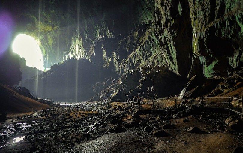 Cuevas Mulu