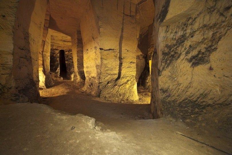Cuevas San Pietersberg