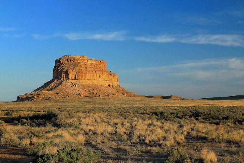 Cultura Chaco Parque Histórico Nacional Np