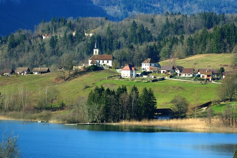 Daiguebelette Lac