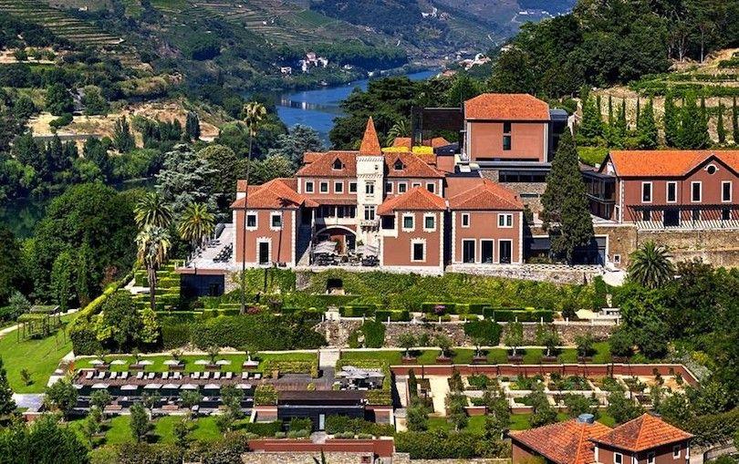 Del Hotel Six Senses Valle Del Duero