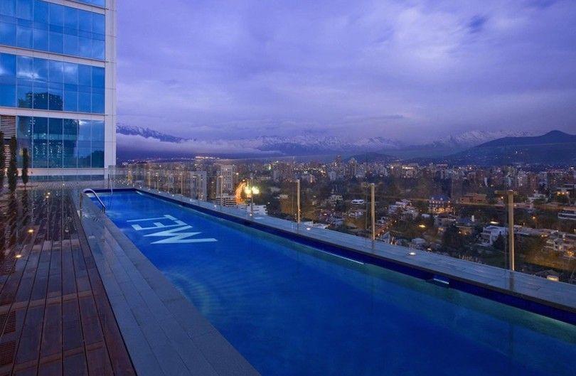 Del Hotel W Santiago