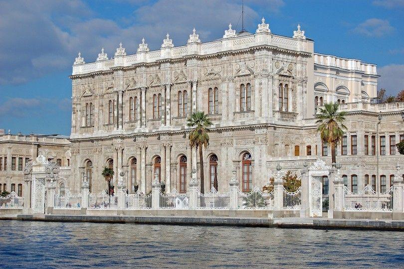 Dolmabahce Palacio