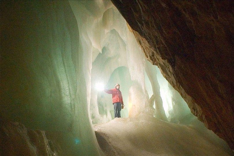 Eisriesenwelt Cueva