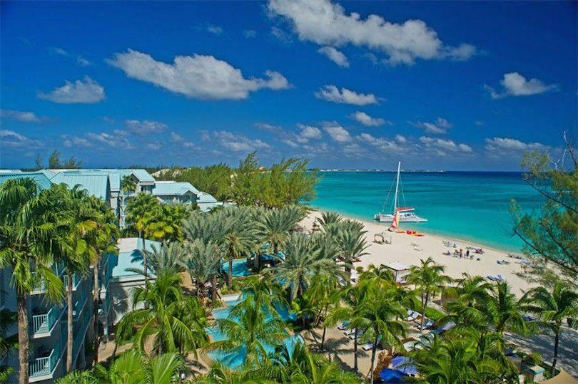 El Grand Cayman Playa De Siete Millas Westin