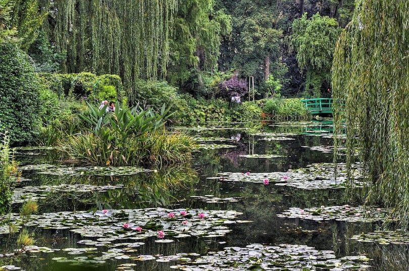 El Jardín De Monet En Giverny