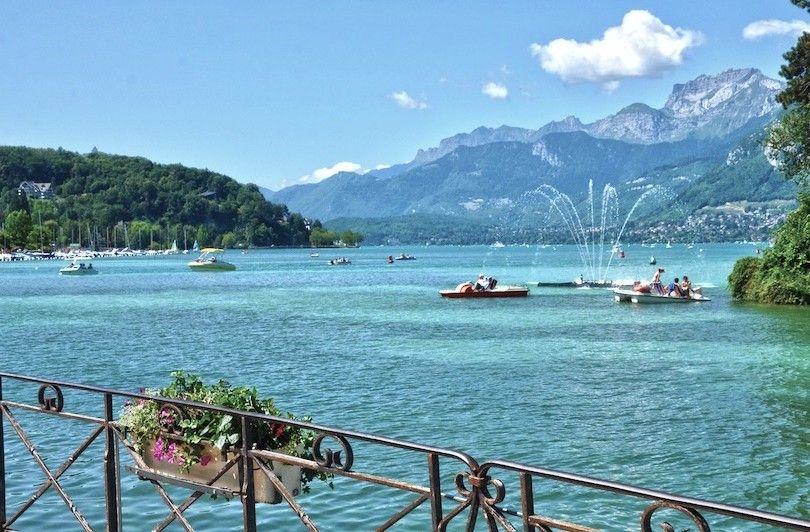El Lago Annecy