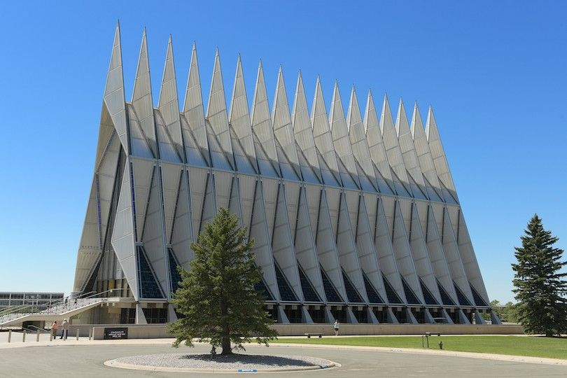 Estados States Air Force Academy