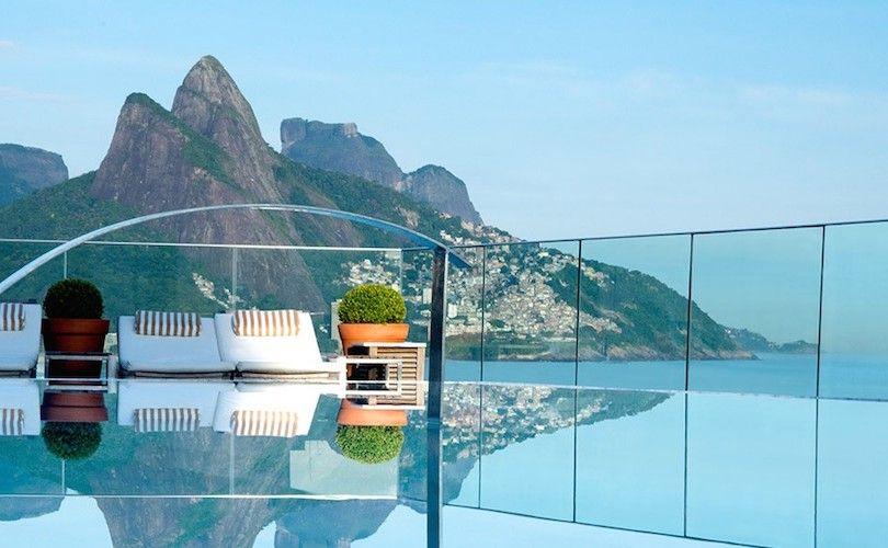 Fasano Hotel Rio