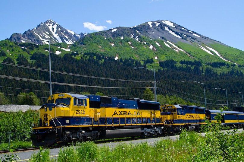 Ferrocarril De Alaska