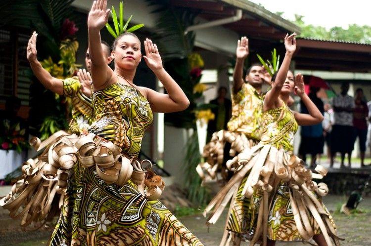 Festival De Auckland Pasifika