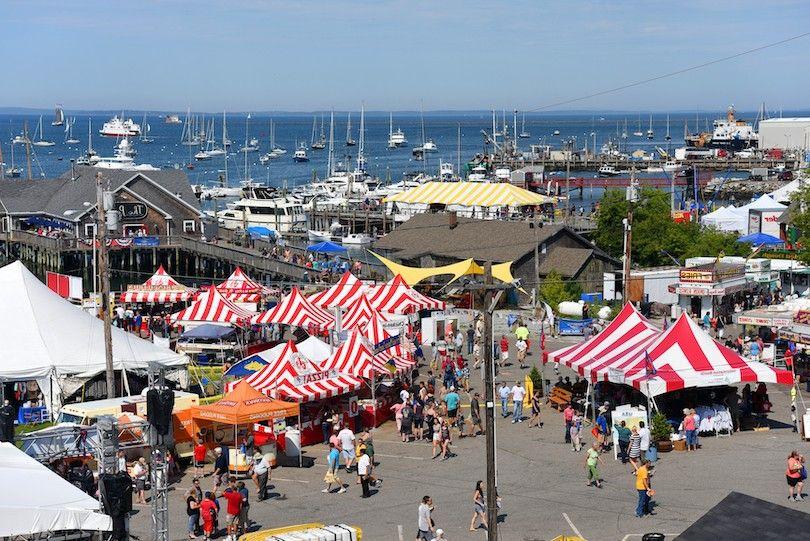 Festival De La Langosta De Maine