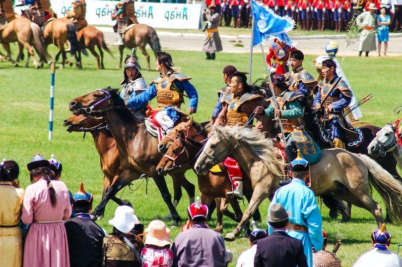 Festival Naadam