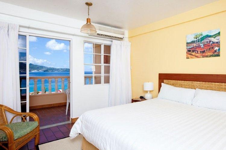 Flamboyant Hotel Villas St Georges