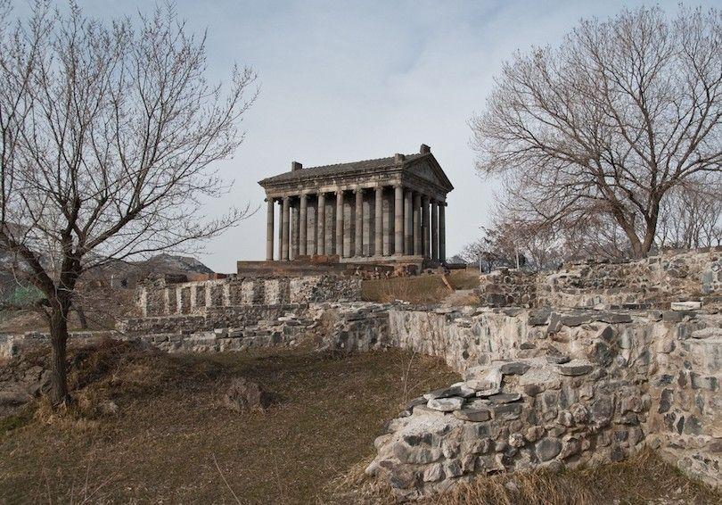 Garni Templo