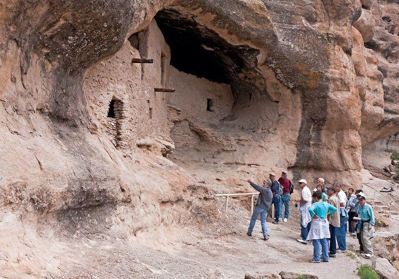 Gila Viviendas En Los Acantilados Np Monumento Nacional