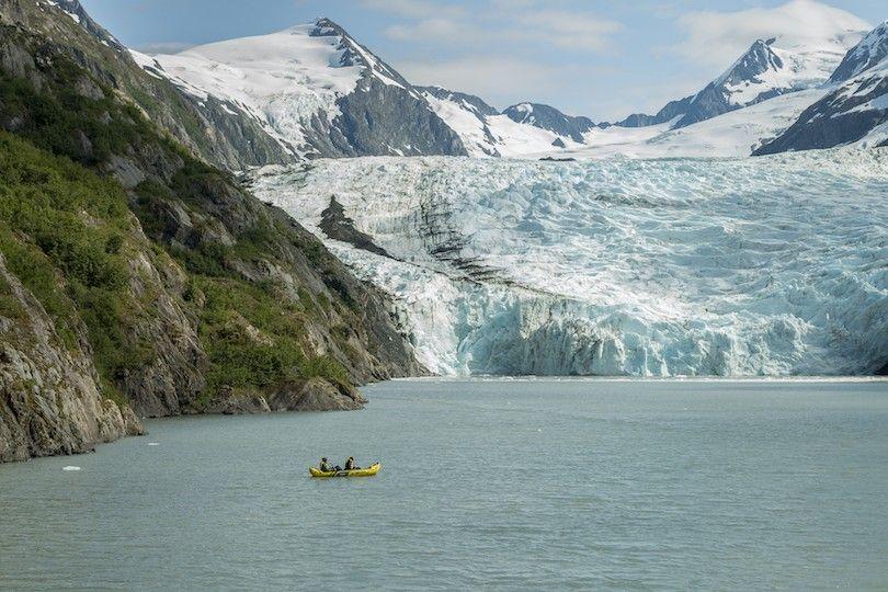 Glaciar Portage